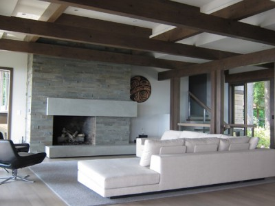 Cream Livingroom