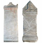 Мраморни надгробни п